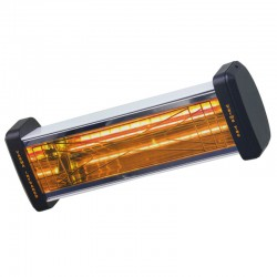 Varma su medie riscaldatore infrarosso fuoco 1500W 3