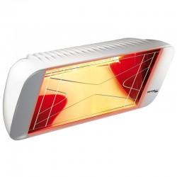 Heating infrared Heliosa Hi Design 66 white Carrara 2000W IPX5