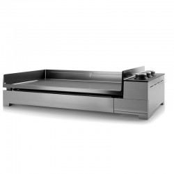 Plancha Gaz forge Adour premium 75 stainless steel