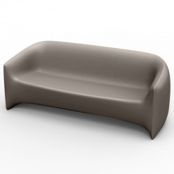 Canapé Sofa Vondom Blow Taupe Mat