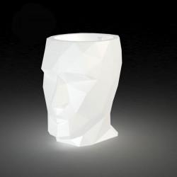 Pot Adan Lumineux Vondom à Led Blanc 70