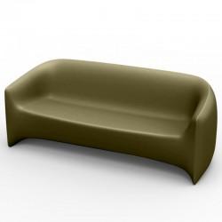 Canapé Sofa Vondom Blow Kaki Mat