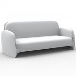 Sofá de sofá Vondom Pezzettina esteira branca