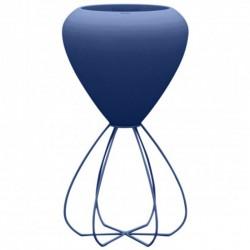 Olla espagueti plantador básico VONDOM azul