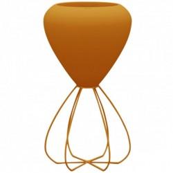 Topfspaghetti-Pflanzer Basic Vondom Orange