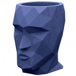 Pot Adan Vondom Modèle Moyen Bleu