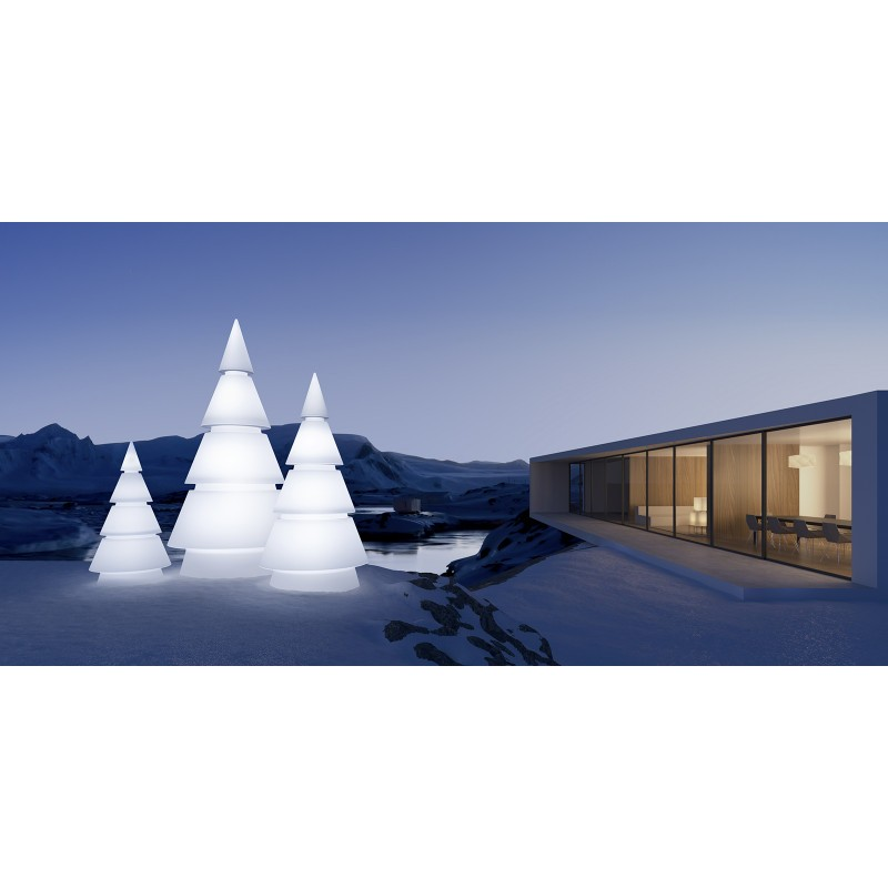 Weihnachtsbaum Vondom LED-Höhe 200 Beleuchtung