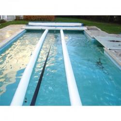 BWT myPOOL بركة الشتاء كيت لحمام السباحة بار التستر تصل إلى 12 × 5 م