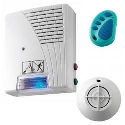 Alarm Kit Vigie BWT 255 M with 2 White Seal Sensors