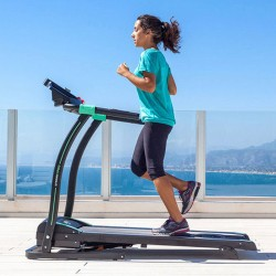 Tapis de Course Fitness Cecotec avec Écran LED