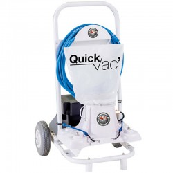 Quick Vac Pool Vacuum Robot Battery