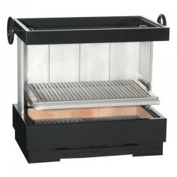 BarBecue Ferlux a Posa o Incorporato in mattoni refrattari e acciaio