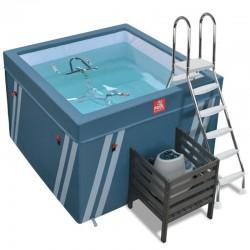 Spa Fit's Pool Bassin Fitness avec 1 Aquabike