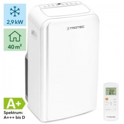 Trotec one-piece air conditioner PAC 3000 X A up to 125 m3