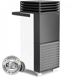 High-frequency Trotec White-Black Air Purifier