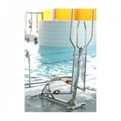 Vélo elliptique aquatique Elly pour piscine - Selection VerySport