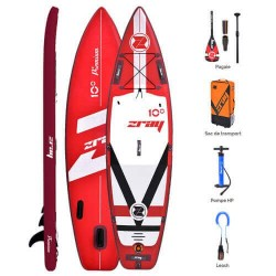 Paddle gonflable Zray Fury 10' - 305 x 81 cm