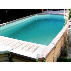 Pool Zodiac Azteck gemischt Außenboden 730 x 400