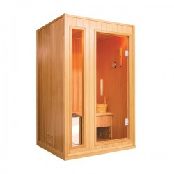 Sauna steam Zen 2 seats - Selection VerySpas