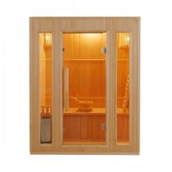 Asientos sauna vapor Zen 3 - selección VerySpas
