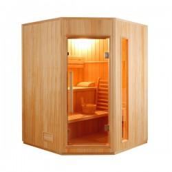 Sauna a vapore Zen angolare 3-4 posti - selezione VerySpas
