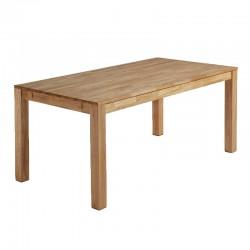 Table extensible bois de chêne 120 à 200x75 KosyForm