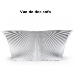 屋外ソファ バイオフィリア サラマーゴ財団 - ホワイト