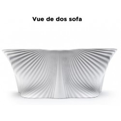 Sofá al aire libre BIOFILIA Vondom - blanco