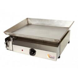 Plancha Selects Electica 220-230V TONIO - SavorCook stainless