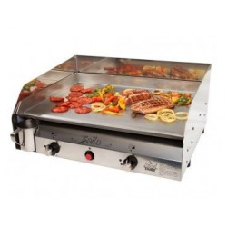 Griddle gas Stainless Baila 5KW TONIO - SavorCook Selects