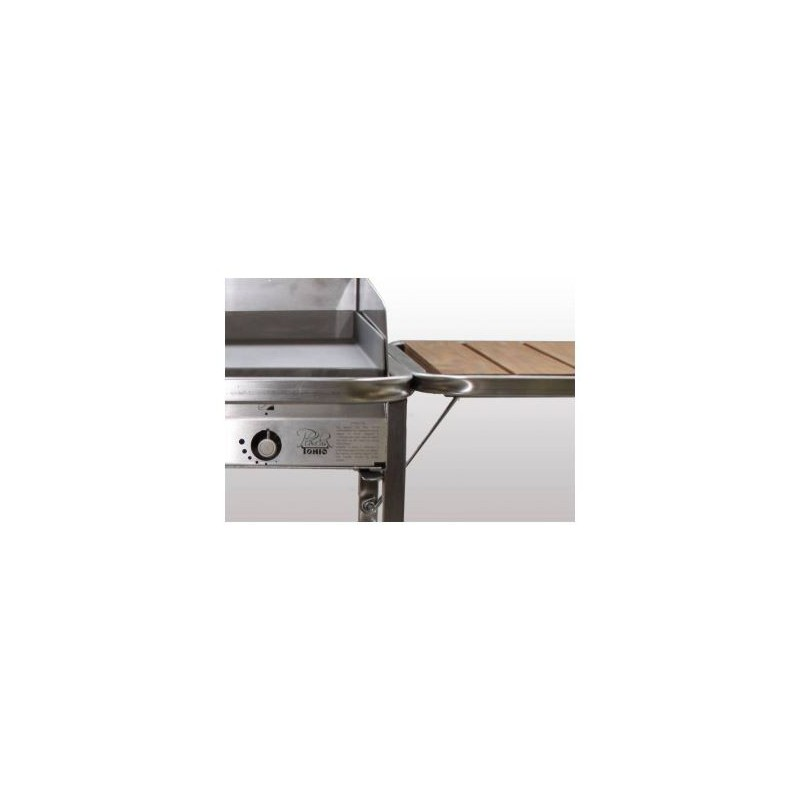 Gas Stainless Baila 5Kw Tonio On Cart - Savorcook Selects