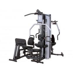 Appareil de musculation Home Gym avec presse G9S Body-Solid