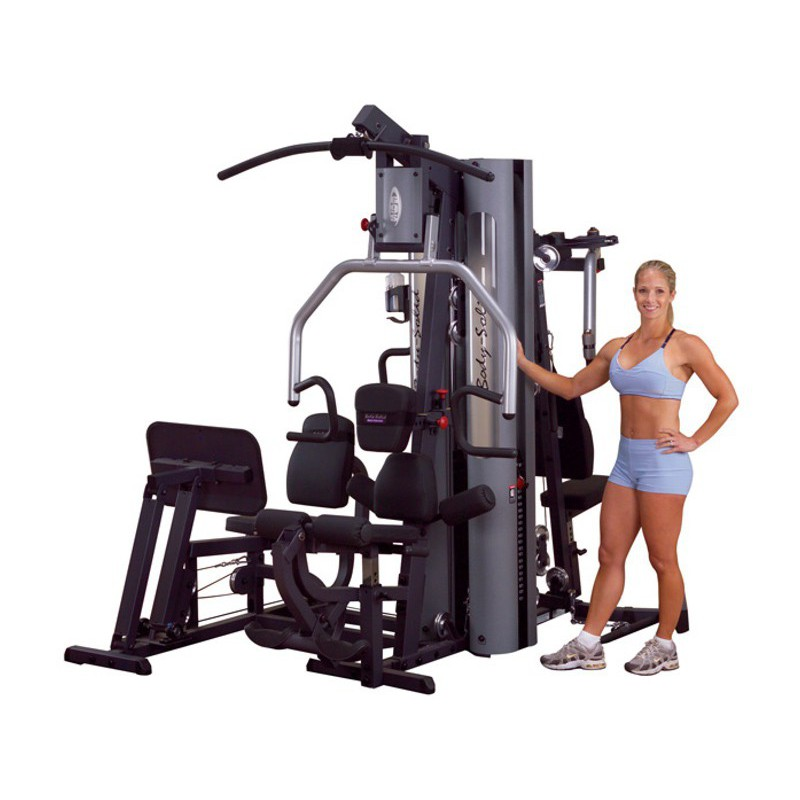 30 Best Gym Gloves Australia Images On Pinterest: Appareil De Musculation Home Gym Avec Presse G9S Body-Solid