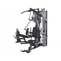 Appareil de musculation double poste Haut de gamme G10B Body-Solid