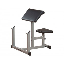 Banc à biceps home PreacherCurl PPB32X Powerline
