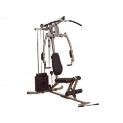 Home gym complete in a machine compact Best Fitness BFMG20