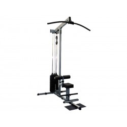 Device Double post to draw back GLM84 with 95 kg Body-Solid