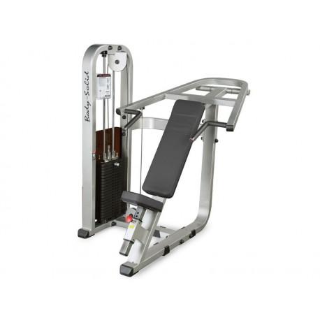 Poste Presse Inclinée biomécanique SIP1400G Pro Club Line Body-Solid