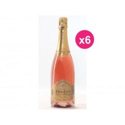 Champagne HeraLion Désir Rosé Brut (Carton de 6)