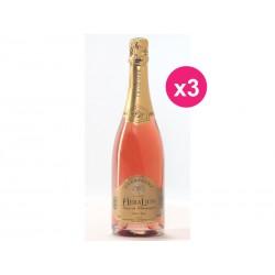 Champagne HeraLion desire Rosé Brut (box of 3)