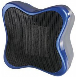Chauffage soufflant céramique bleu DOM340B DomoClip