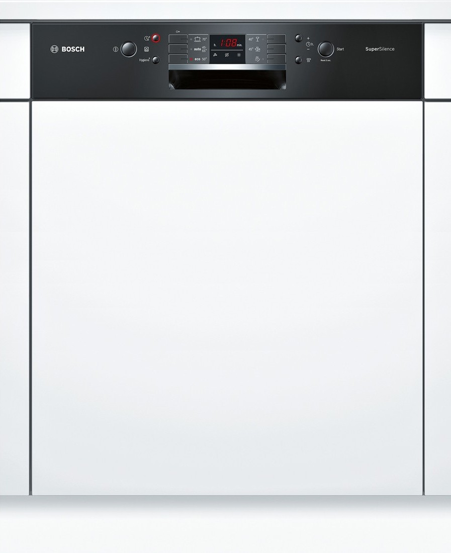 Dishwasher Activewater Supersilence Integrated Smi53m46eu Bosch