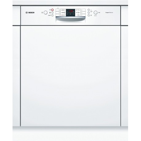 Nieuw Dishwasher ActiveWater SuperSilence integrated SMI53M42EU BOSCH NE-96