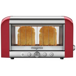 Grille-pain Toaster Vision Rouge 11540 Magimix