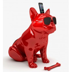 Enceinte Jarre Technologies AeroBull Bluetooth Red