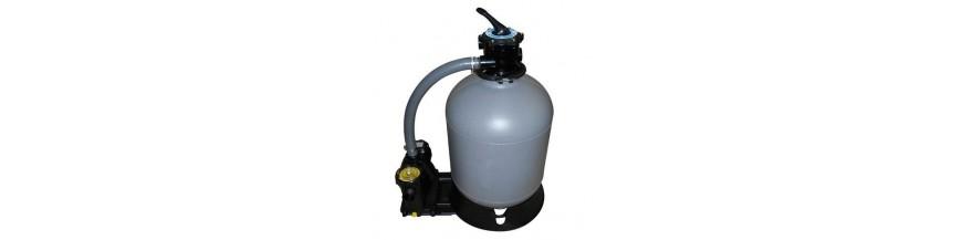 Pompes et filtration piscine