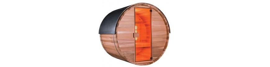 Saunas Extérieur