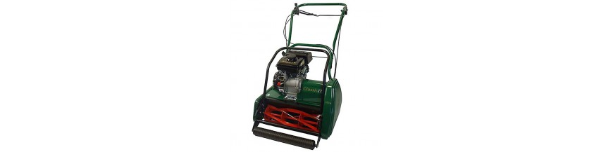 Thermal lawnmower