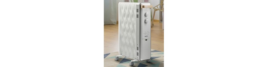 Mobile electric heating