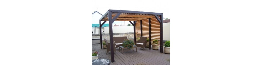 Pergolas and Garden Kiosks